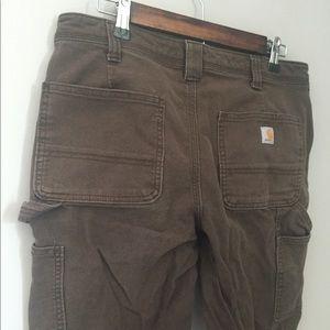 Women's Carhartt work pants